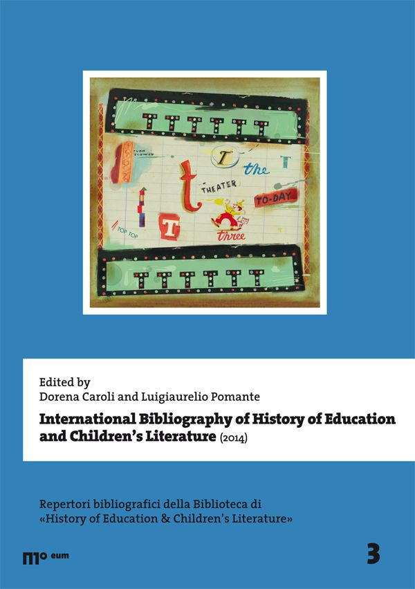 International Bibliography of History of Education and Children's Literature (2014)
