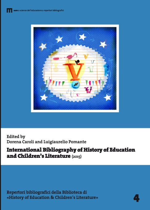 International Bibliography of History of Education and Children's Literature (2015)