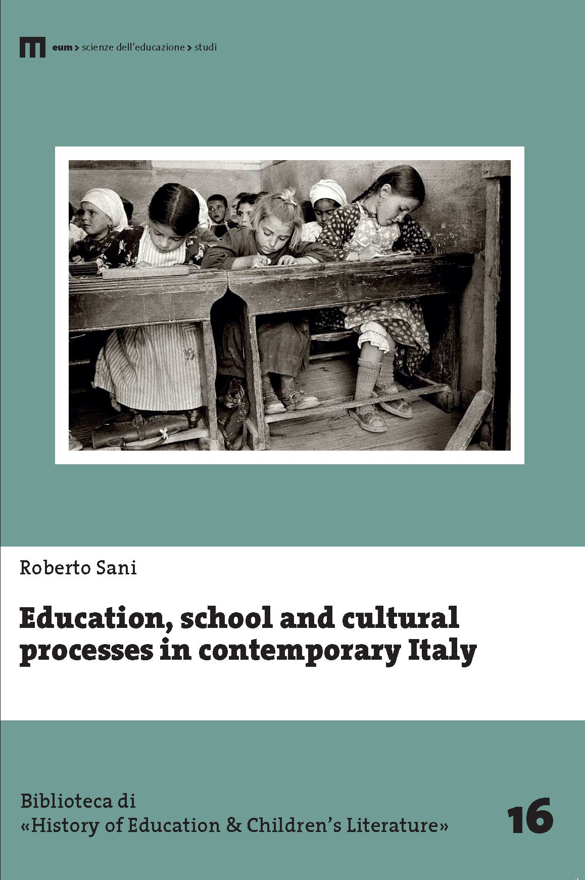 Education, school and cultural processes in contemporary Italy