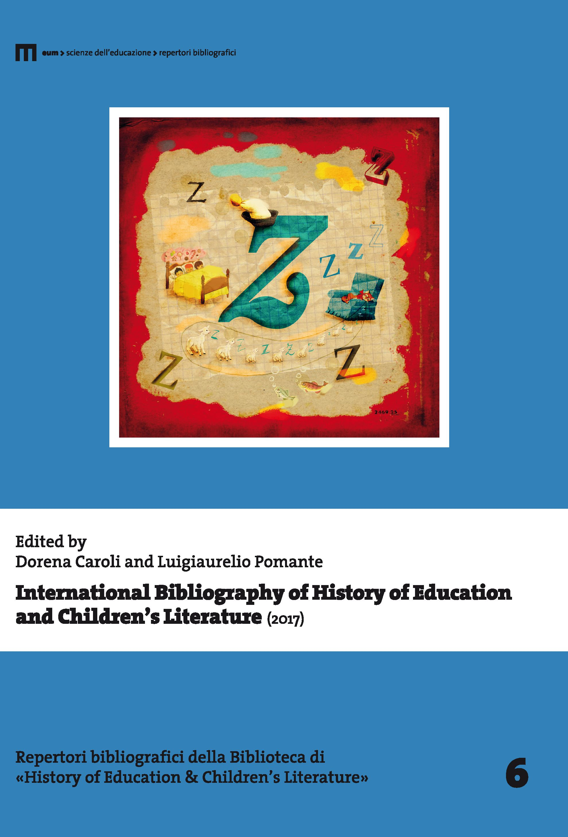 International Bibliography of History of Education and Children's Literature (2017)